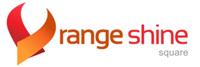 ORANGE SHINE SQUARE