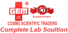 COSMO SCIENTIFIC TRADERS