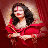 JAI SHREE RADHEY MAA BLANKET