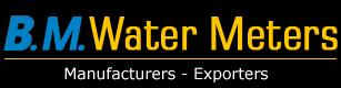B. M. WATER METERS