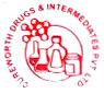 Cureworth Drugs & Intermediates Pvt. Ltd.