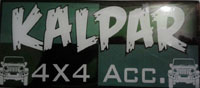KALPAR OFFROAD 4*4 ACCESSORIES