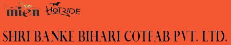 SHRI BANKE BIHARI COTFAB PRIVATE LIMITED