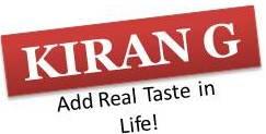 KIRAN G FOODS