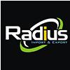 RADIUS EXPORT/IMPORT