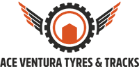 ACE VENTURA TYRES AND TRACKS