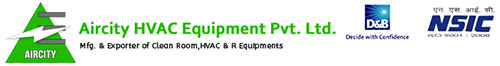 AIRCITY HVAC EQUIPMENT PVT. LTD .
