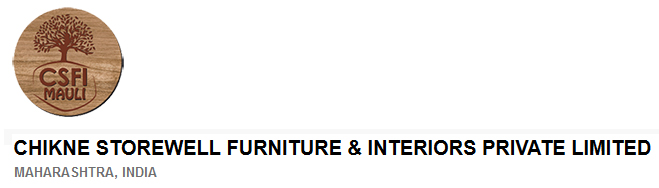 CHIKNE STOREWELL FURNITURE & INTERIORS PRIVATE LIMITED