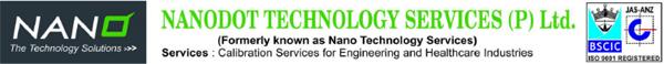 NANODOT TECHNOLOGY SERVICES (P) Ltd.