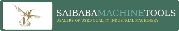 SAIBABA MACHINE TOOLS (INDIA) PVT. LTD.