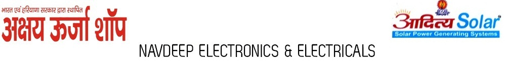 NAVDEEP ELECTRONICS & ELECTRICALS