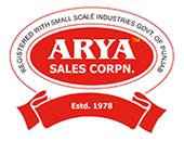 ARYA SALES CORPORATION