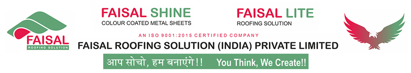 FAISAL ROOFING SOLUTION INDIA PVT. LTD.