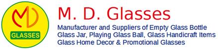 M D GLASSES