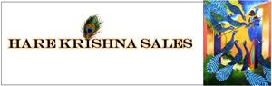 Hare Krishna Sales