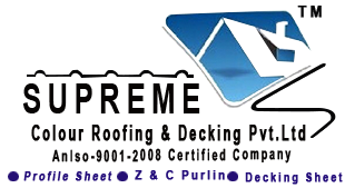 SUPREME COLOUR ROOFING & DECKING PVT. LTD.