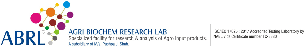 AGRI BIOCHEM RESEARCH LAB