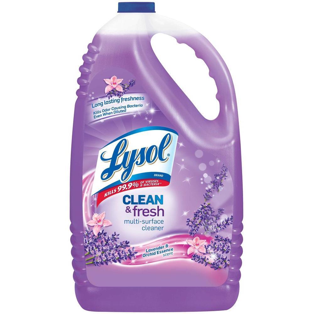 Floor Disinfectant Lysol (litre)