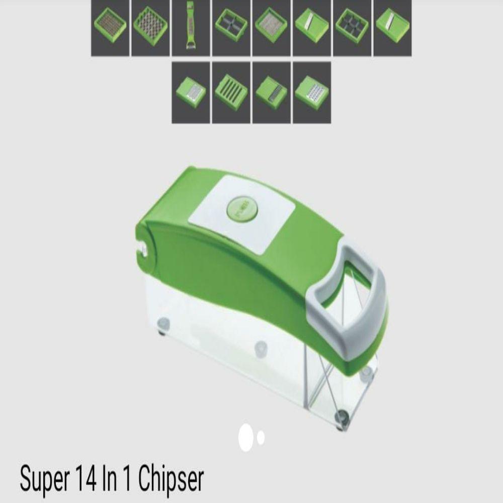 National Super 14 In 1 Chipser
