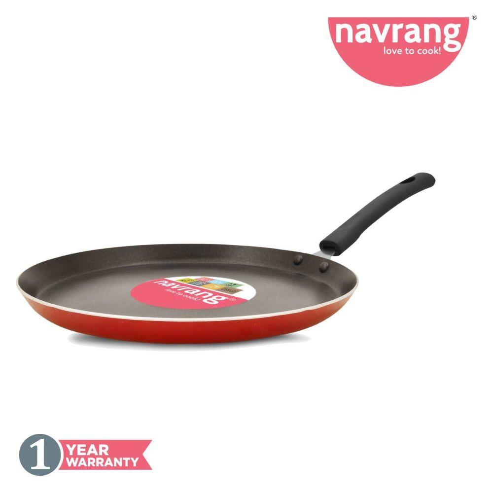 Navrang Nonstick Dosa Tawa 5mm Large
