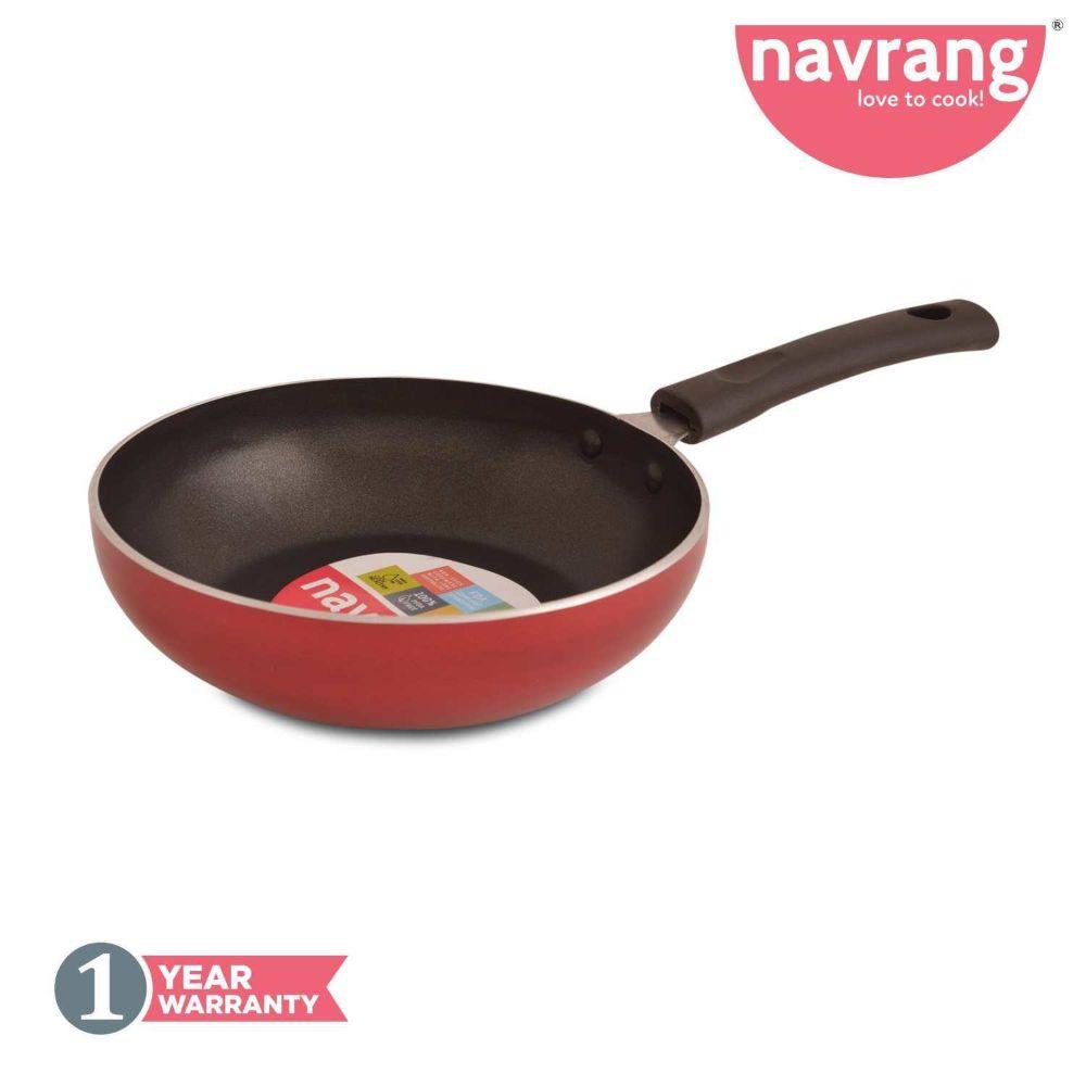 Navrang Nonstick Economy Fry Pan