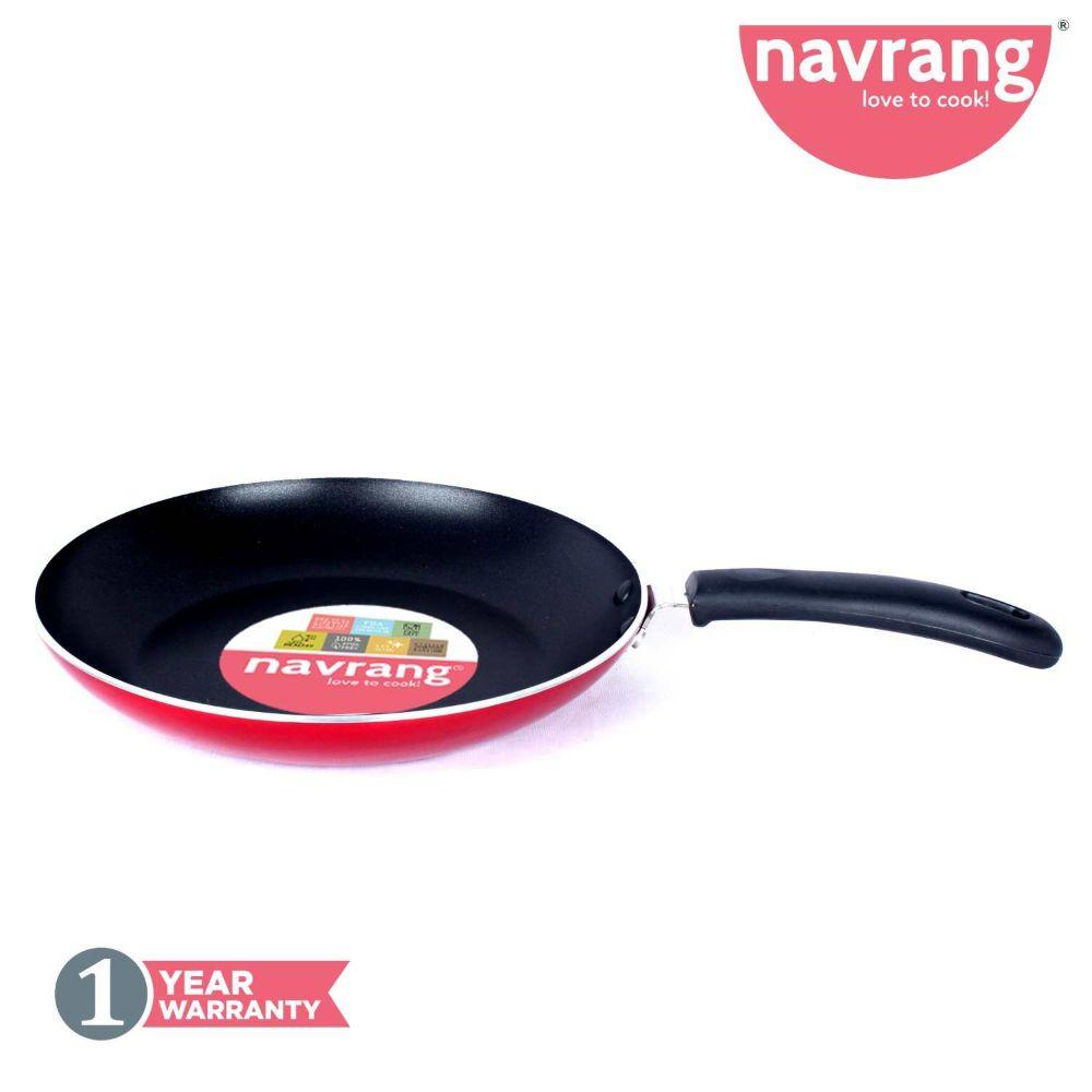 Navrang Nonstick Fry Pan Large 3mm