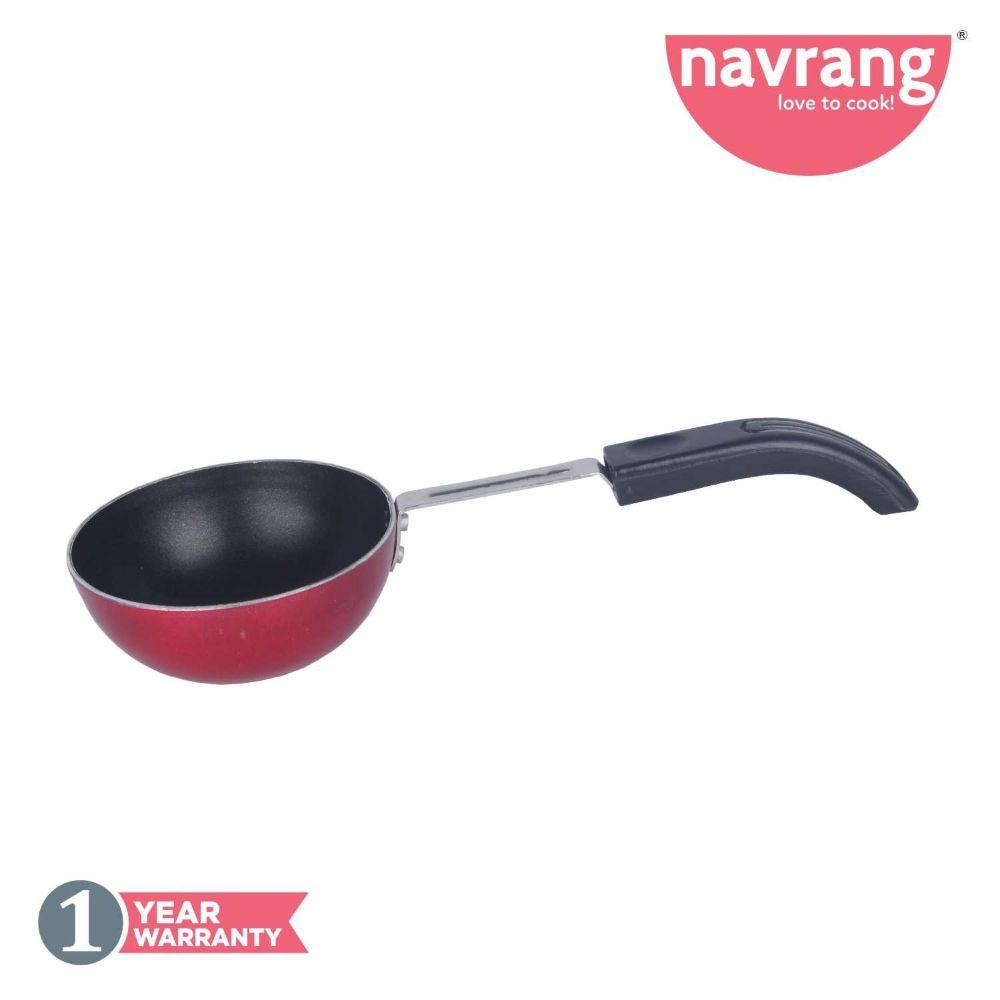 Navrang Non Stick Aluminium Tadka Pan