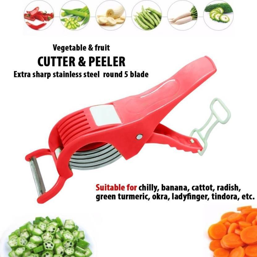 Apex Multi Cutter 2 In 1 Peeler