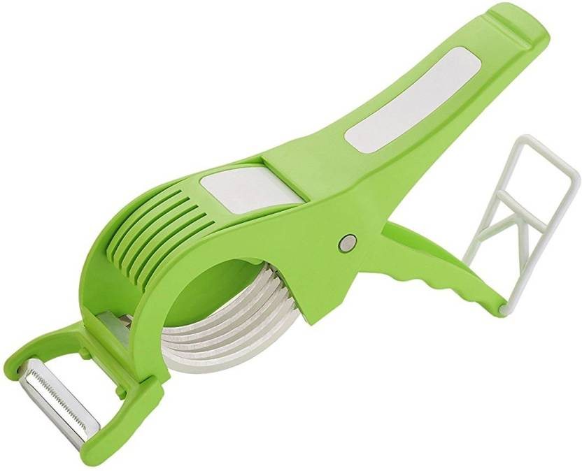Apex Twin Cutter With Peeler