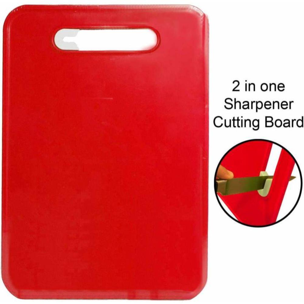 Apex 2 In 1 Sharpner Cutting Board