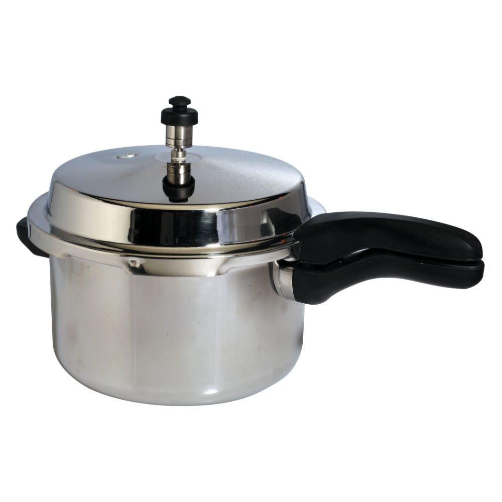 Brolly 3l Outer Lid Stainless Steel Pressure Cooker Triply