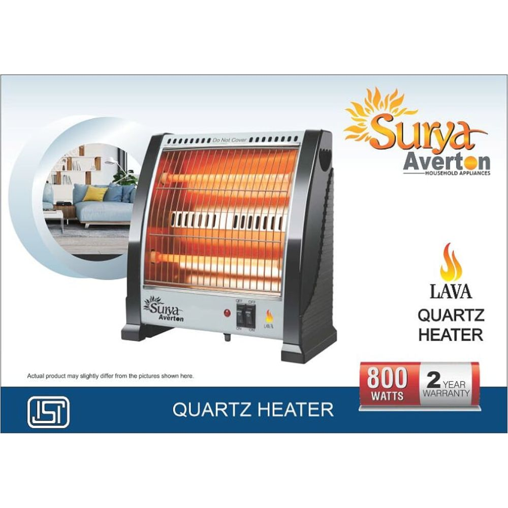 Surya Averton 800 Watts Quartz Room Heater