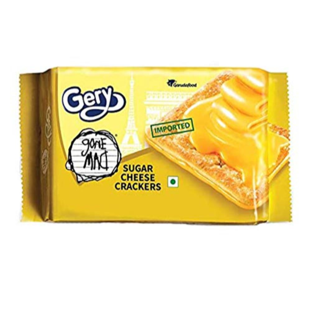 Gone Mad Sugar Cheese Cracker, 110g