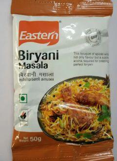Eastern Biriyani Masala Powder 50 g Pouch