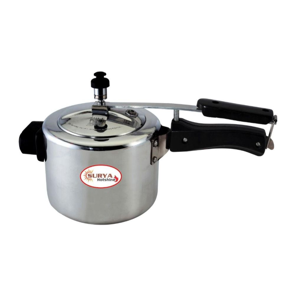 Surya Hotshine 5l Popular Pressure Cooker - Non Induction