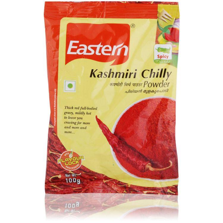Eastern Kashmiri Chilly Powder 100 g Pouch