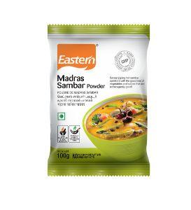 Eastern Madras Sambar Powder 100 g Pouch