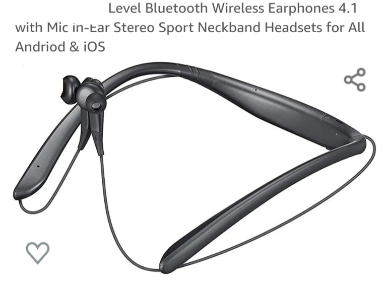 Zoom Star Level U Wireless Bluetooth Over The Ear Headphone Assorted