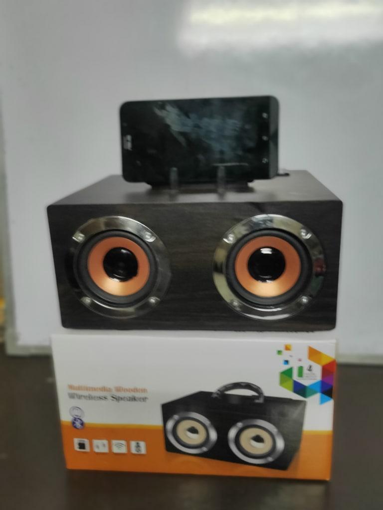 Zoom Star Thunder Wireless Speaker Assorted, 135 W