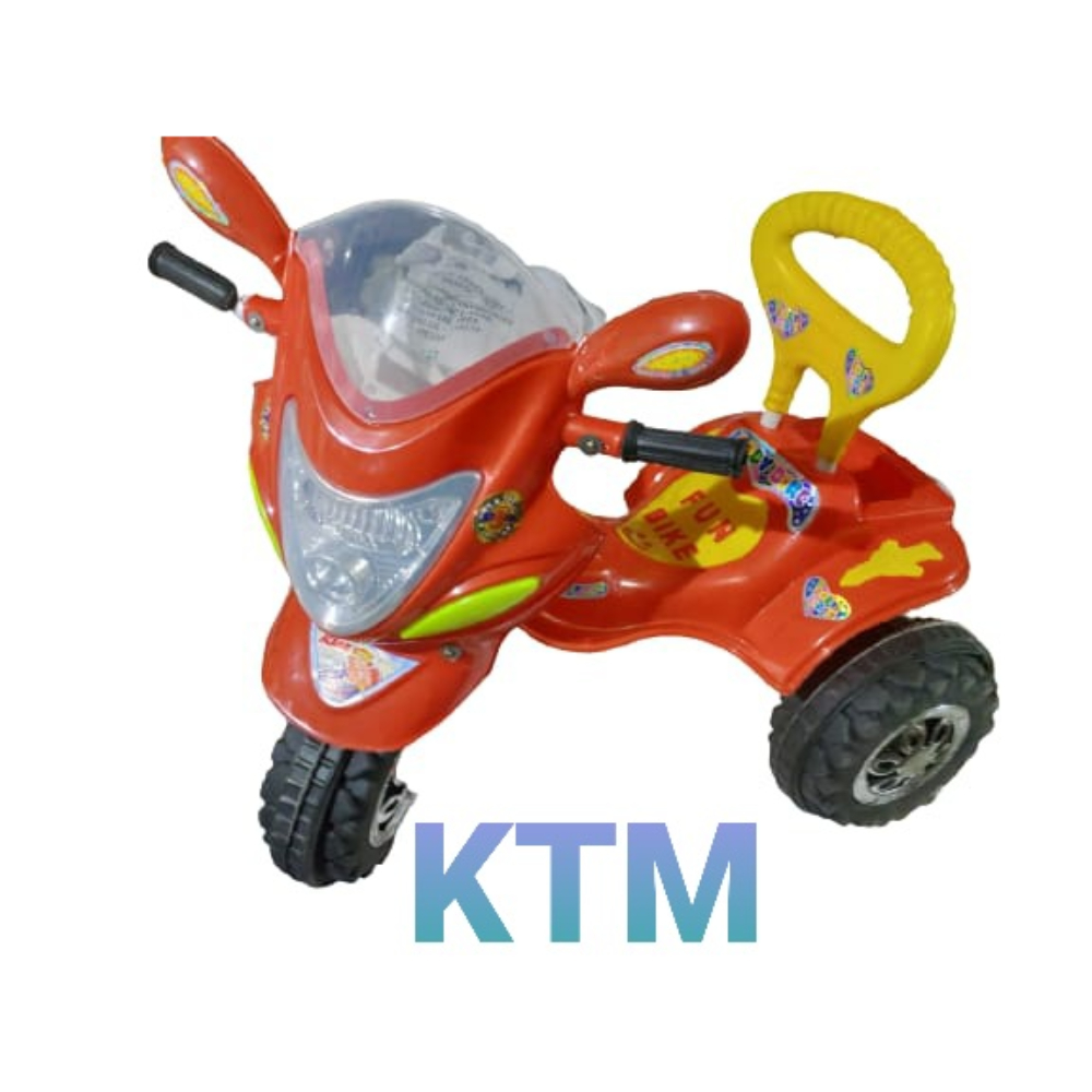 Ktm Tricycle For Kids, Pack Of 16