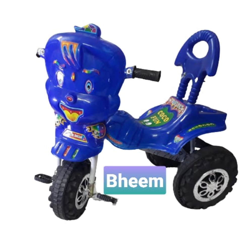 Bheem Tricycle For Kids, Pack Of 16