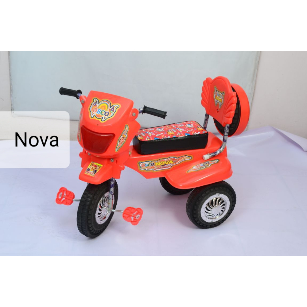 Nova Tricycle For Kids, Pack Of 15