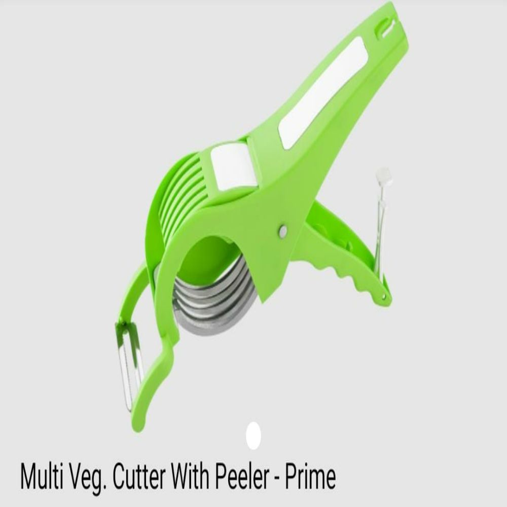 National Eeco Multi Veg Cutter With Peeler- Prime