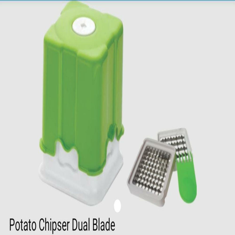 National Potato Chipser Dual Blade
