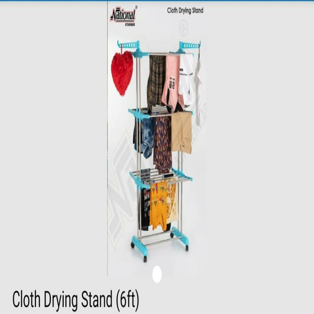 National Cloth Drying Stand 6 Ft.