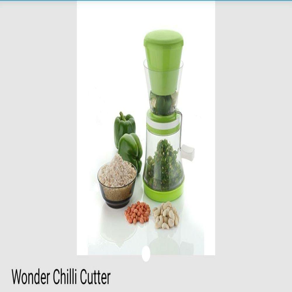 National Wonder Chilli Cutter