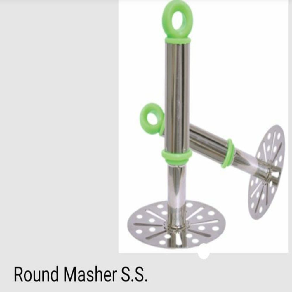 National Round Masher S.s