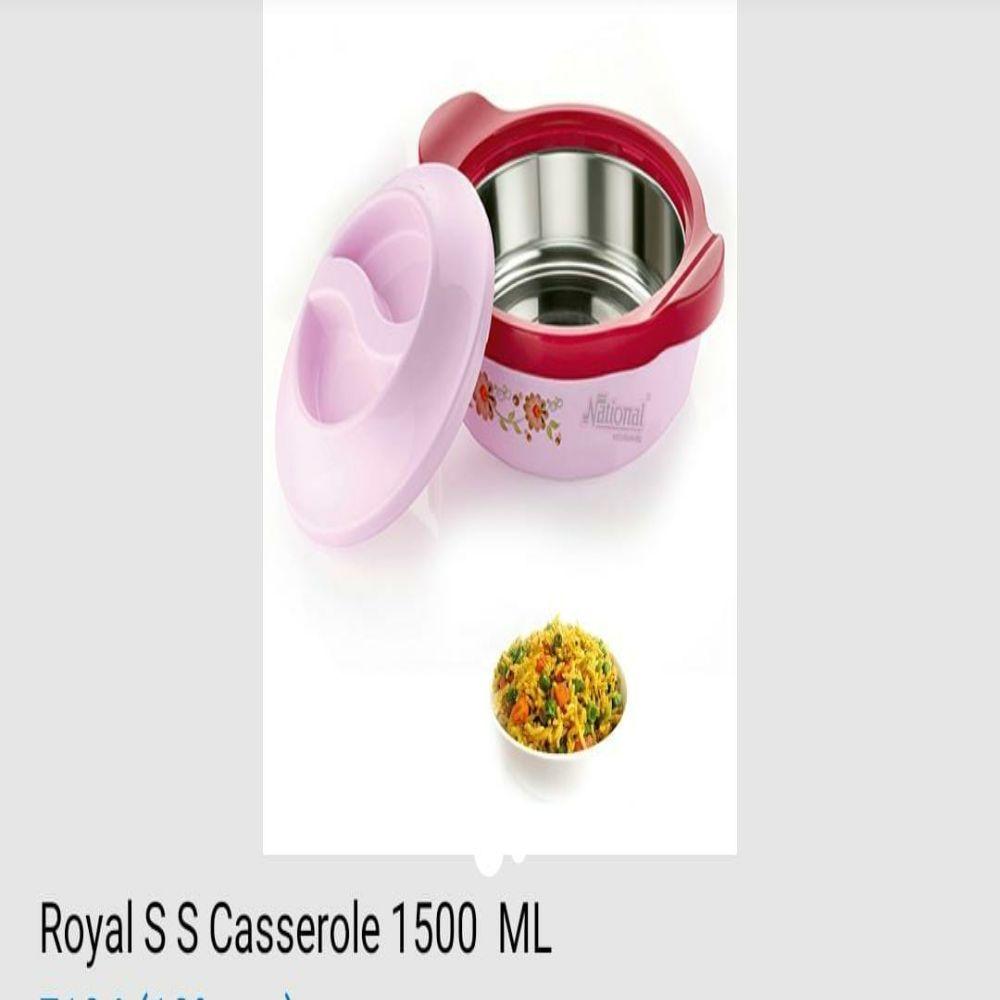 National Royal Ss Casserole 1500 Ml