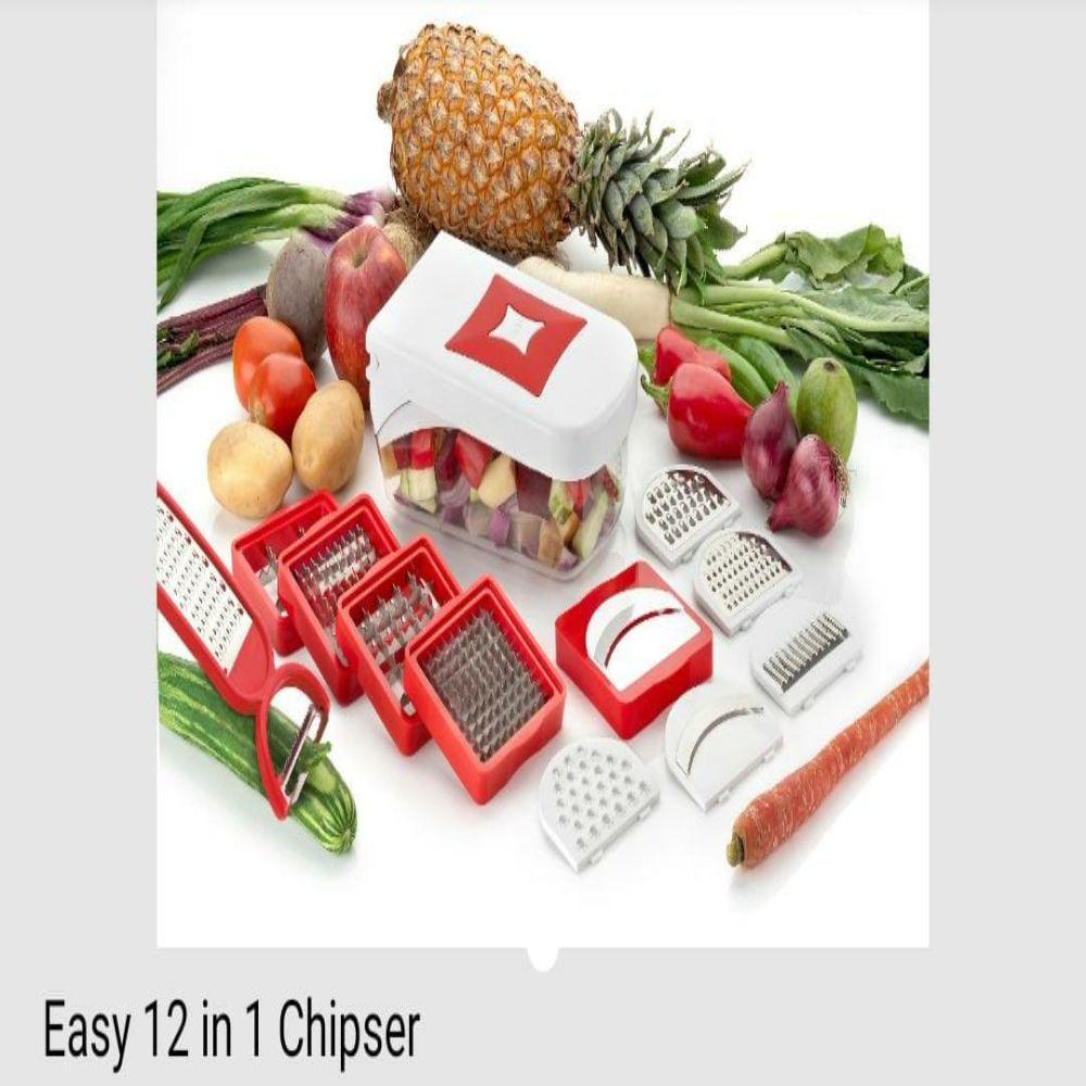 National Easy 12 In 1 Chipser