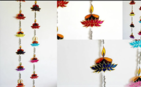 Diwali Wall Hangings